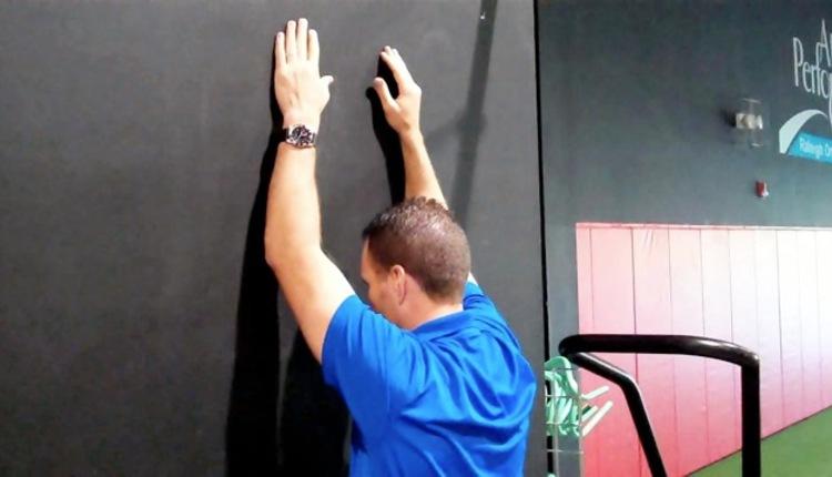 Wall Slide Shrug (1)